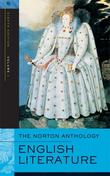 """The Norton Anthology of English Literature, Volume 1 - The Middle Ages through the Restoration and the Eighteenth Century (Norton Anthology of English Literature)"" av Stephen Greenblatt"