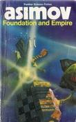 """Foundation and empire"" av Isaac Asimov"