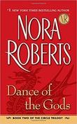 """""""Dance of the gods"""" av Nora Roberts"""