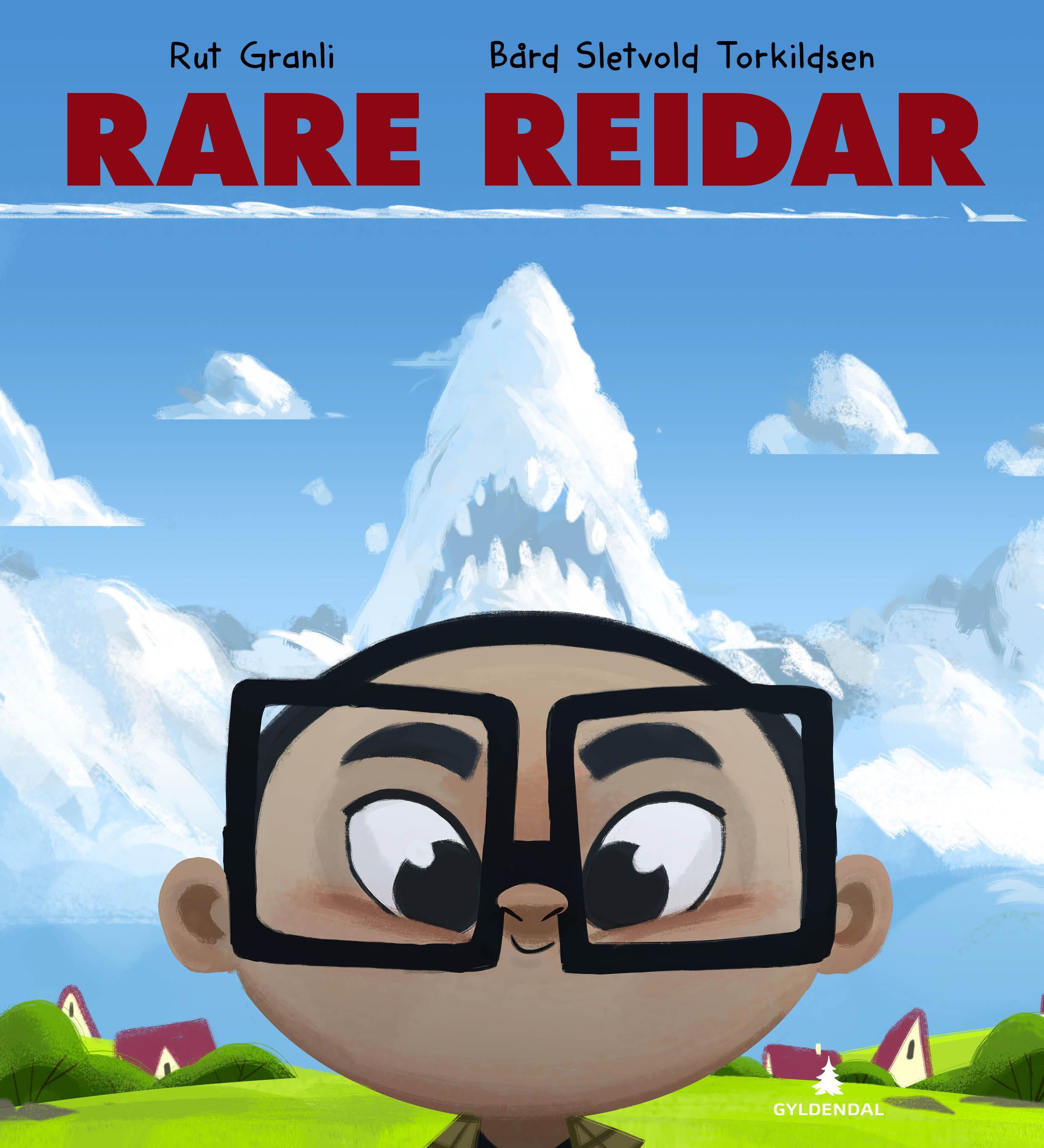 """""""Rare Reidar"""" av Rut Granli"""