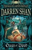 """Ocean of blood - the saga of Larten Crepsley"" av Darren Shan"
