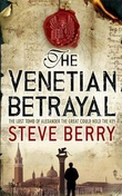"""""""The Venetian betrayal"""" av Steve Berry"""