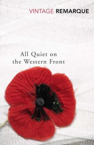 """All Quiet on the Western Front"" av Erich Maria Remarque"