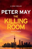 """The killing room"" av Peter May"