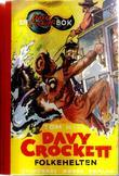 """""""Davy Crockett folkehelten"""" av Tom Hill"""