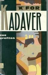 """K for kadaver"" av Sue Grafton"