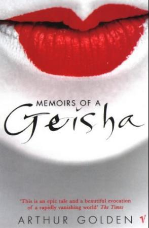 """Memoirs of a geisha"" av Arthur Golden"