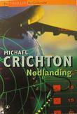 """""""Nødlanding"""" av Michael Crichton"""