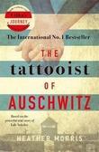 """The tattooist of Auschwitz"" av Heather Morris"