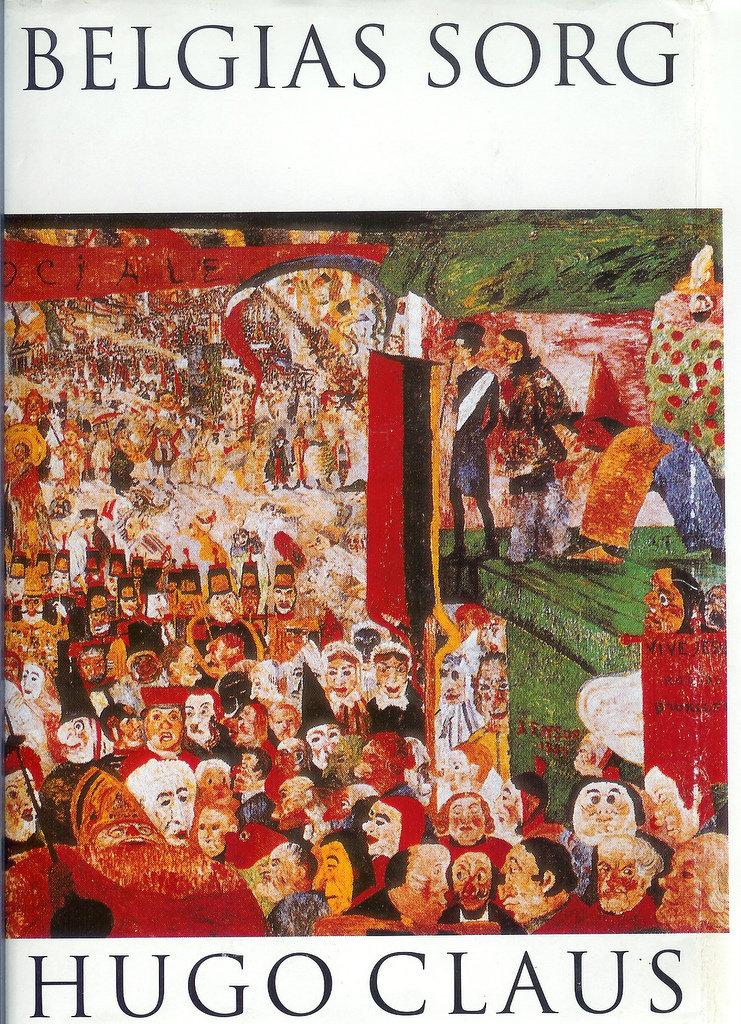 """""""Belgias sorg"""" av Hugo Claus"""