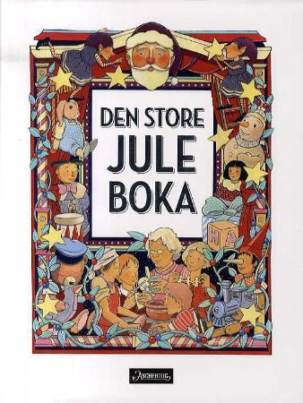 """""""Den store juleboka"""" av Anne Kristin Lande"""