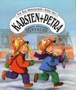 """""""Karsten og Petra kjører brannbil"""" av Tor Åge Bringsværd"""