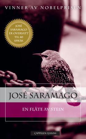 """""""En flåte av stein"""" av José Saramago"""