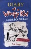 """""""Rodrick rules"""" av Jeff Kinney"""