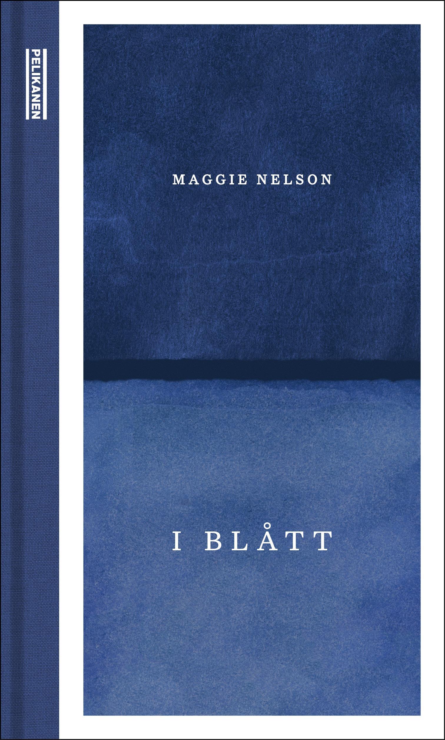 """""""I blått"""" av Maggie Nelson"""