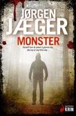 """""""Monster kriminalroman"""" av Jørgen Jæger"""