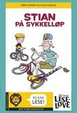 """""""Stian på sykkelløp"""" av Jørn Jensen"""