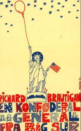 """""""En konføderal general fra Big Sur"""" av Richard Brautigan"""