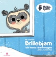 """""""Brillebjørn blir henta i barnehagen"""" av Ida Jackson"""