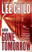 """""""Gone tomorrow"""" av Lee Child"""