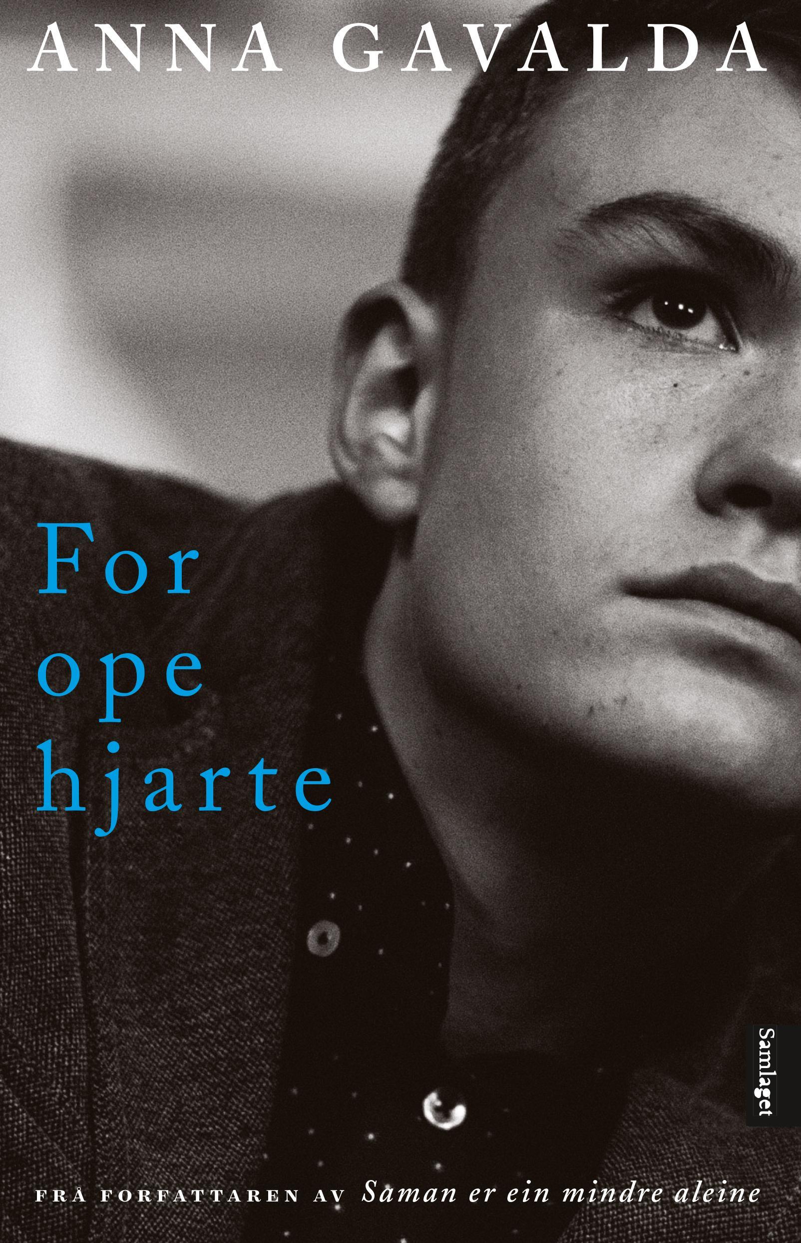 """""""For ope hjarte - noveller"""" av Anna Gavalda"""