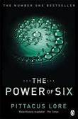 """""""The power of six"""" av Pittacus Lore"""