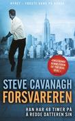 """""""Forsvareren"""" av Steve Cavanagh"""