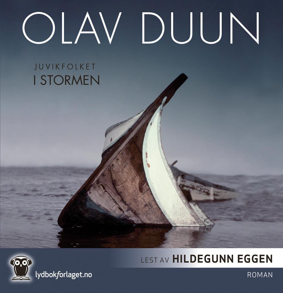 """Juvikfolket - i stormen"" av Olav Duun"