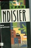 """I for indisier"" av Sue Grafton"