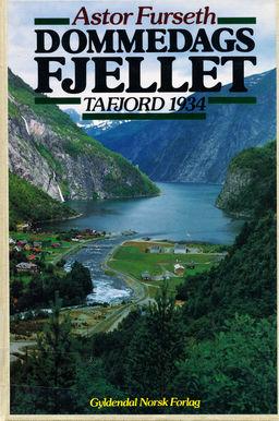 """""""Dommedagsfjellet - Tafjord 1934"""" av Astor Furseth"""