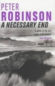 """A necessary end - an inspector Banks mystery"" av Peter Robinson"