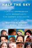 """Half the Sky Turning Oppression Into Opportunity for Women Worldwide"" av Nicholas D. Kristof"
