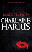 """Dead in the family"" av Charlaine Harris"