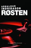 """""""Røsten - en kriminalroman fra Island"""" av Arnaldur Indriðason"""