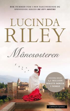 """""""Månesøsteren - Tiggys historie"""" av Lucinda Riley"""