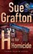"""""""H is for homicide"""" av Sue Grafton"""