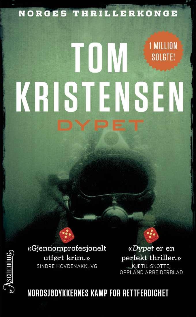 """""""Dypet - thriller"""" av Tom Kristensen"""