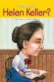 """""""Hvem var Helen Keller?"""" av Gare Thompson"""
