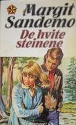 """""""De hvite steinene"""" av Margit Sandemo"""