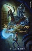 """""""Archie Greene og det magiske museet"""" av D.D. Everest"""