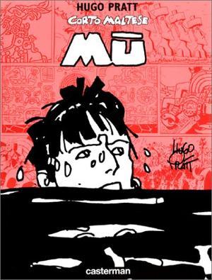 """""""Corto Maltese - Mû"""" av Hugo Pratt"""