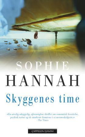 """""""Skyggenes time"""" av Sophie Hannah"""
