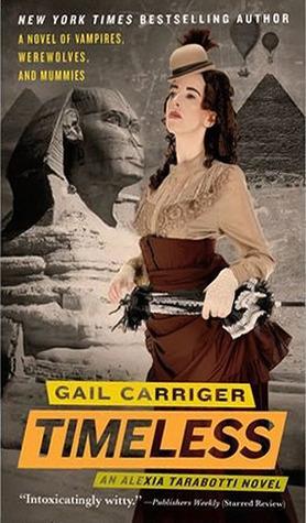 """""""Timeless"""" av Gail Carriger"""