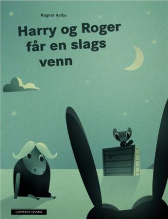 """""""Harry og Roger får en slags venn"""" av Ragnar Aalbu"""