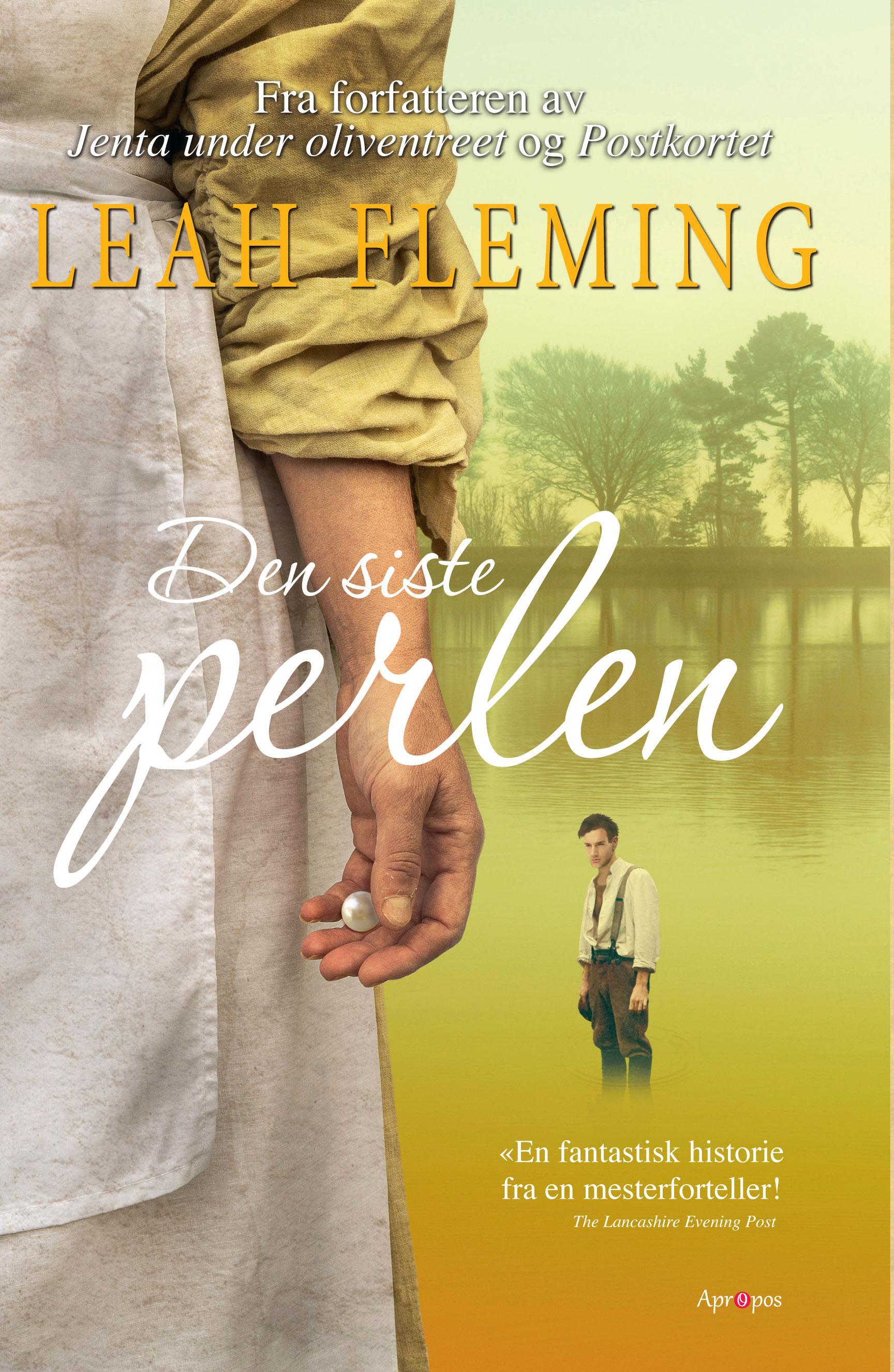"""""""Den siste perlen"""" av Leah Fleming"""