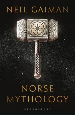 """""""Norse mythology"""" av Neil Gaiman"""