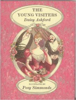"""The Young Visiters"" av Daisy Ashford"