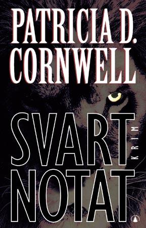 """""""Svart notat"""" av Patricia D. Cornwell"""