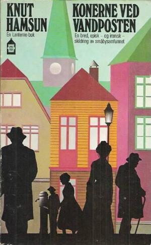 """Konerne ved vandposten"" av Knut Hamsun"
