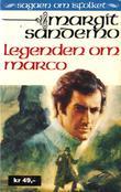 """""""Legenden om Marco"""" av Margit Sandemo"""